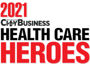 2021 new orleans city business health care heroes